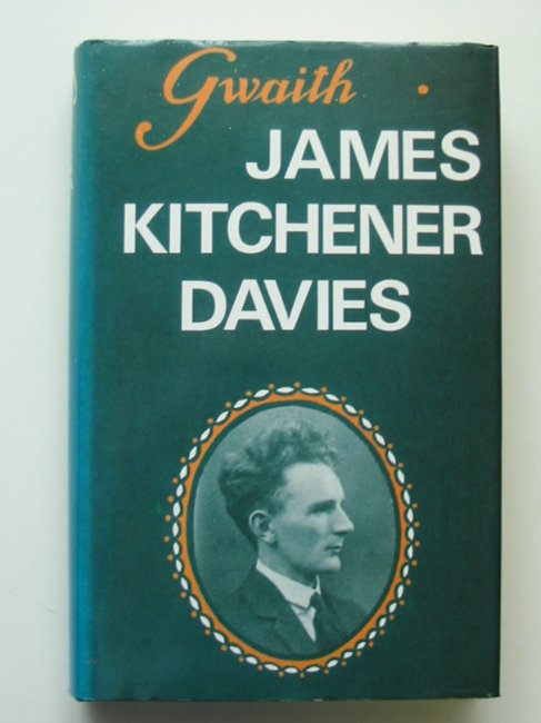 Photo of GWAITH JAMES KITCHENER DAVIES written by Davies, Mair I. published by Gwasg Gomer (STOCK CODE: 592157)  for sale by Stella & Rose's Books