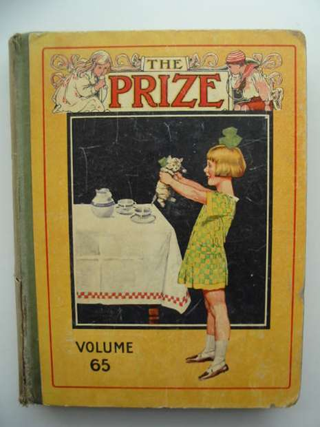 Photo of THE PRIZE illustrated by Beaman, S.G. Hulme Brough, Winifred M. et al.,  published by Gardner (STOCK CODE: 592347)  for sale by Stella & Rose's Books