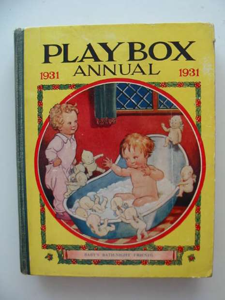 Photo of PLAYBOX ANNUAL 1931 published by The Amalgamated Press (STOCK CODE: 592504)  for sale by Stella & Rose's Books