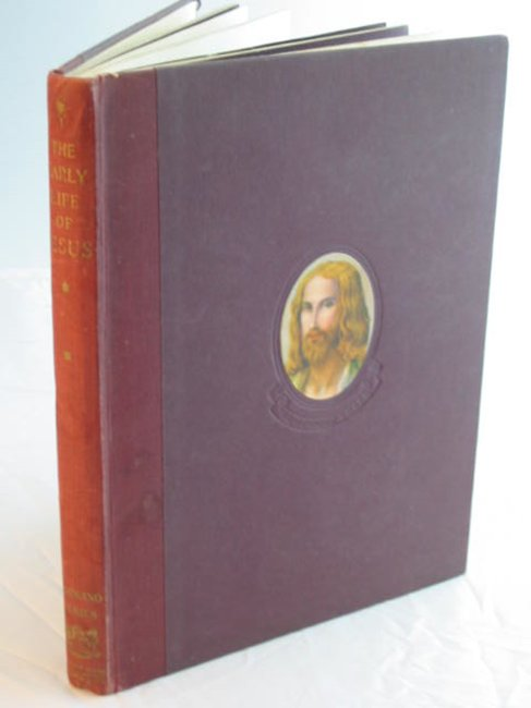 Photo of THE BIRTH OF JESUS AND HIS EARLY LIFE written by Brown, F. Lucy Rudston<br />Giraud, S. Louis illustrated by Watts, Eileen M. published by Strand Publications (STOCK CODE: 592803)  for sale by Stella & Rose's Books
