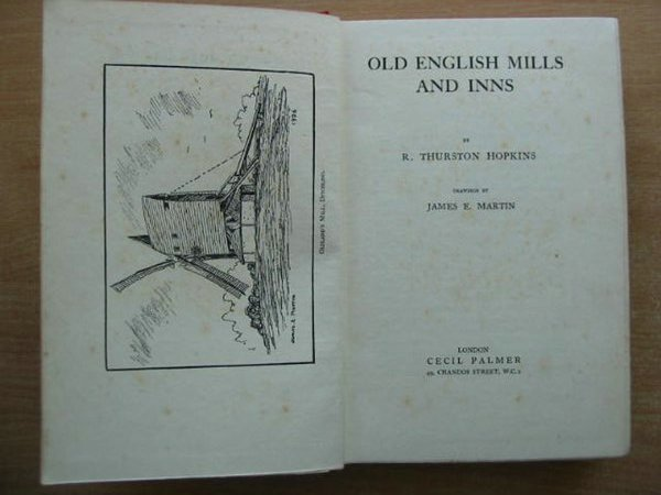 Photo of OLD ENGLISH MILLS AND INNS- Stock Number: 592862