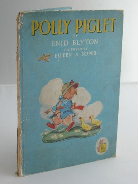 Photo of POLLY PIGLET- Stock Number: 593700