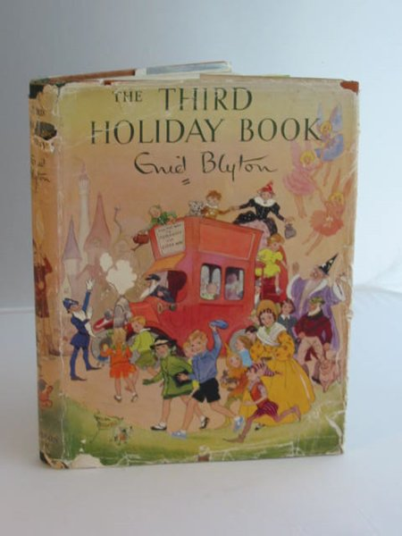 Photo of THE THIRD HOLIDAY BOOK written by Blyton, Enid illustrated by Boswell, Hilda Soper, Eileen published by Sampson Low, Marston & Co. Ltd. (STOCK CODE: 593732)  for sale by Stella & Rose's Books