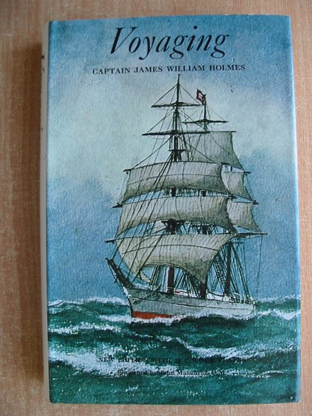 Photo of VOYAGING written by Holmes, James William<br />Coughlan, Nora published by Nautical Publishing Company (STOCK CODE: 593852)  for sale by Stella & Rose's Books