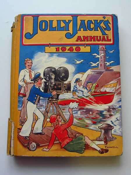 Photo of JOLLY JACK'S ANNUAL 1940- Stock Number: 593943
