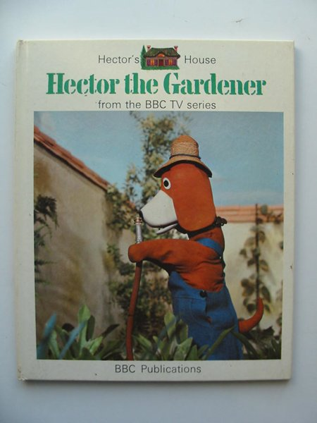 Photo of HECTOR THE GARDENER- Stock Number: 594049