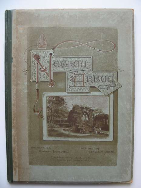Photo of NETLEY ABBEY written by Ingoldsby, Thomas illustrated by Jessop, Ernest M. published by Eyre & Spottiswoode (STOCK CODE: 594409)  for sale by Stella & Rose's Books