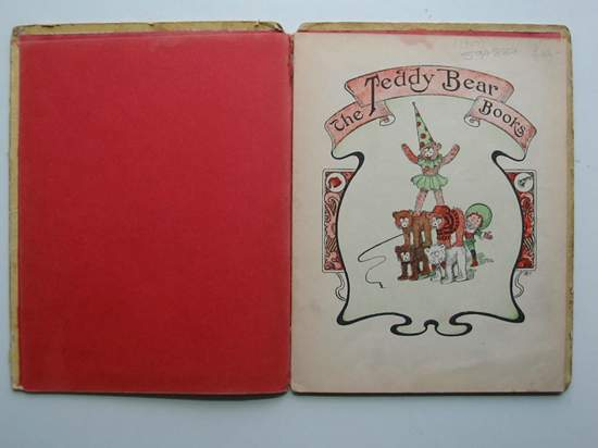 Photo of THE TEDDY BEARS IN A SMASHUP written by Towne, Robert D. illustrated by Bray, J.R.