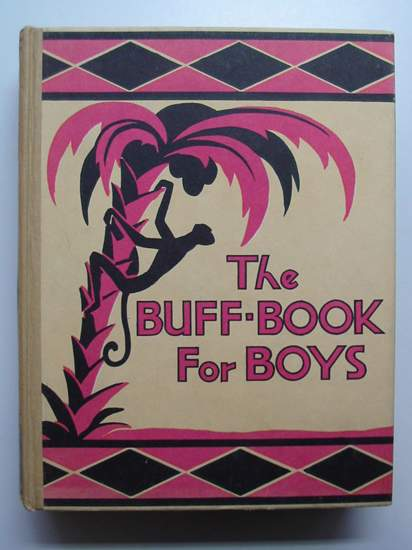 Photo of THE BUFF BOOK FOR BOYS- Stock Number: 594951