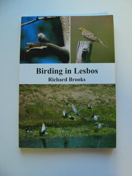 Photo of BIRDING IN LESBOS written by Brooks, Richard published by Brookside Publishing (STOCK CODE: 595001)  for sale by Stella & Rose's Books