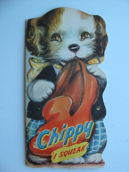Photo of CHIPPY 'I SQUEAK' published by Collins (STOCK CODE: 595499)  for sale by Stella & Rose's Books