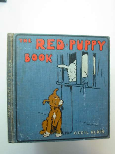 Photo of THE RED PUPPY BOOK- Stock Number: 595718