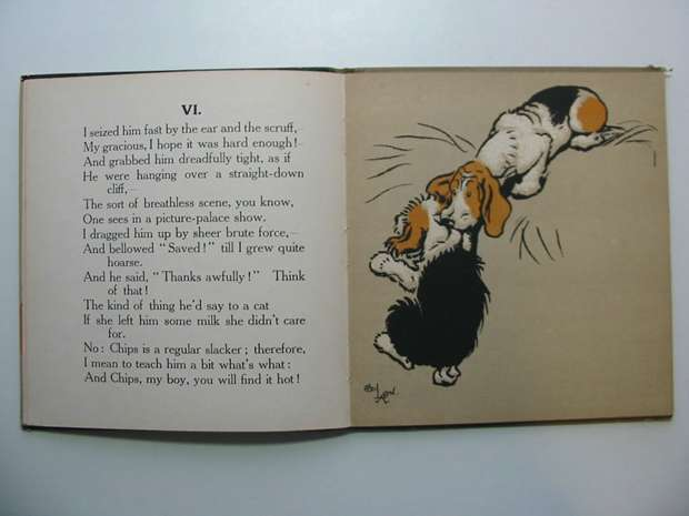Photo of FARM YARD PUPPIES written by Aldin, Cecil illustrated by Aldin, Cecil published by Humphrey Milford (STOCK CODE: 595720)  for sale by Stella & Rose's Books