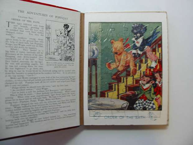 Photo of POPINJAY'S JIG-PUZ BOOK published by John Leng (STOCK CODE: 596255)  for sale by Stella & Rose's Books
