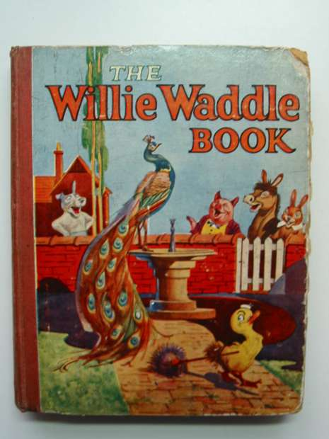 Photo of THE WILLIE WADDLE BOOK 1929 published by John Leng (STOCK CODE: 596333)  for sale by Stella & Rose's Books