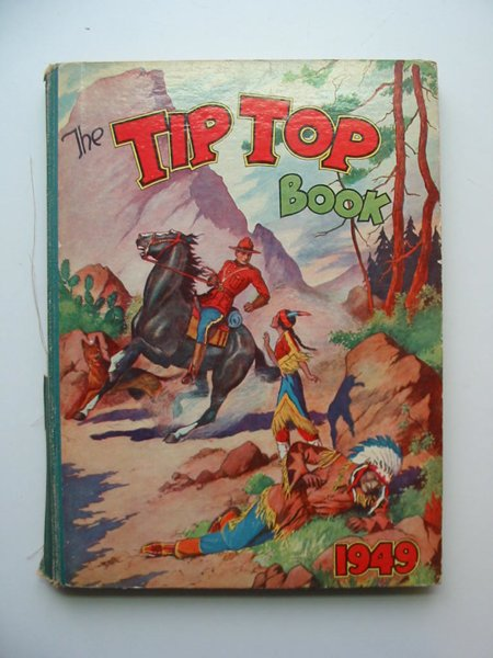 Photo of THE TIP TOP BOOK 1949 published by The Amalgamated Press (STOCK CODE: 596353)  for sale by Stella & Rose's Books