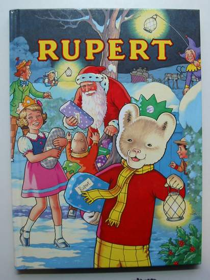 Photo of RUPERT ANNUAL 1992 written by Robinson, Ian illustrated by Harrold, John published by Annual Concepts Limited (STOCK CODE: 596498)  for sale by Stella & Rose's Books
