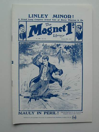 Photo of THE MAGNET LIBRARY NO. 468, VOL. 11 written by Richards, Frank published by Howard Baker Press (STOCK CODE: 596592)  for sale by Stella & Rose's Books