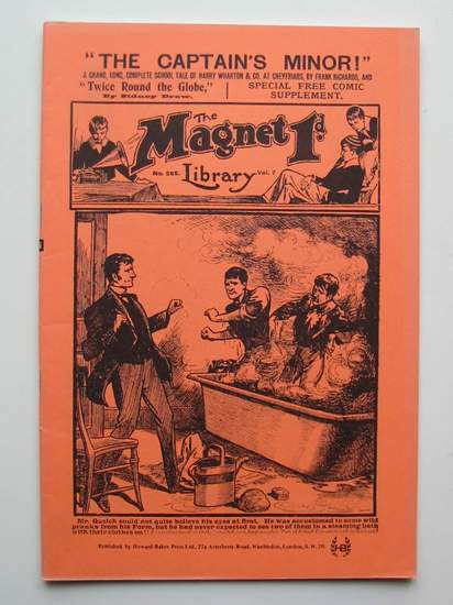 Photo of THE MAGNET LIBRARY NO. 265, VOL. 7 written by Richards, Frank published by Howard Baker Press (STOCK CODE: 596603)  for sale by Stella & Rose's Books