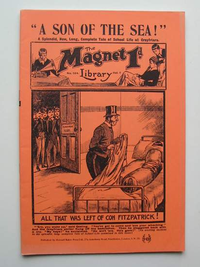 Photo of THE MAGNET LIBRARY NO. 264, VOL. 7 written by Richards, Frank published by Howard Baker Press (STOCK CODE: 596604)  for sale by Stella & Rose's Books