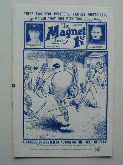 Photo of THE MAGNET LIBRARY NO. 755, VOL. XXII written by Richards, Frank published by Howard Baker Press (STOCK CODE: 596610)  for sale by Stella & Rose's Books