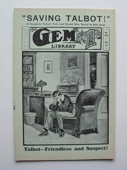 Photo of THE GEM LIBRARY NO. 353, VOL. 9 written by Clifford, Martin published by Howard Baker Press (STOCK CODE: 596615)  for sale by Stella & Rose's Books