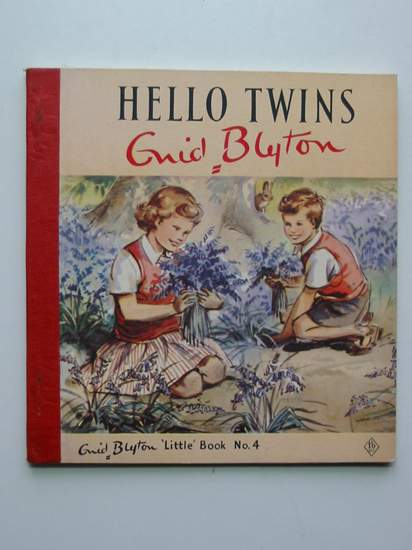 Photo of HELLO TWINS written by Blyton, Enid illustrated by Brett, Molly published by The Brockhampton Press Ltd. (STOCK CODE: 596687)  for sale by Stella & Rose's Books
