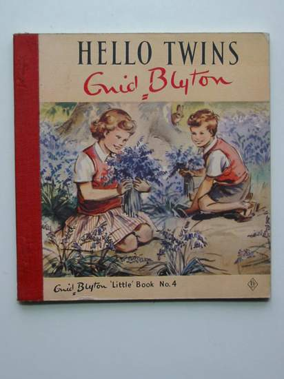 Photo of HELLO TWINS written by Blyton, Enid illustrated by Brett, Molly published by The Brockhampton Press Ltd. (STOCK CODE: 596689)  for sale by Stella & Rose's Books
