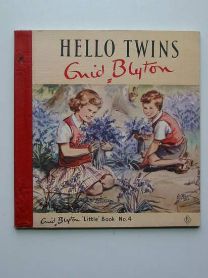 Photo of HELLO TWINS written by Blyton, Enid illustrated by Brett, Molly published by The Brockhampton Press Ltd. (STOCK CODE: 596691)  for sale by Stella & Rose's Books