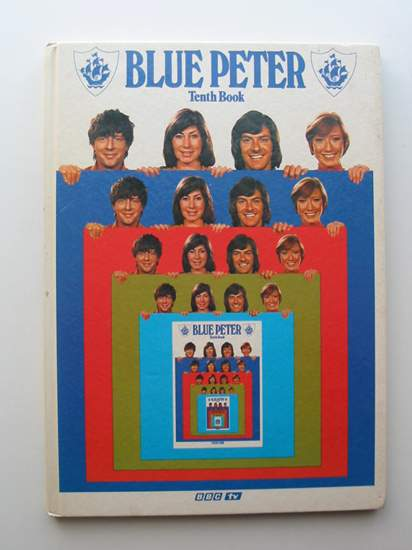 Photo of BLUE PETER ANNUAL No. 10 - TENTH BOOK- Stock Number: 596845