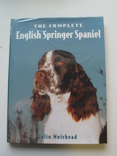 Photo of THE COMPLETE ENGLISH SPRINGER SPANIEL- Stock Number: 596923