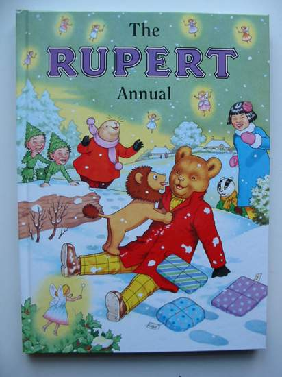 Photo of RUPERT ANNUAL 2002 written by Robinson, Ian illustrated by Harrold, John published by Pedigree Books Limited (STOCK CODE: 597318)  for sale by Stella & Rose's Books