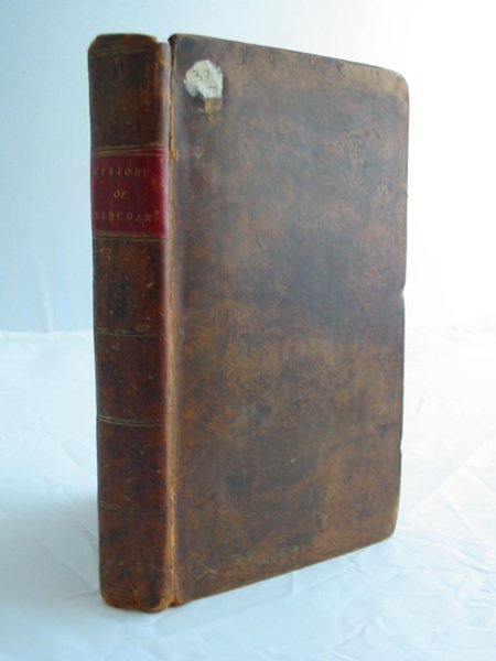 Photo of THE HISTORY OF LINCOLN published by A. Stark (STOCK CODE: 597355)  for sale by Stella & Rose's Books