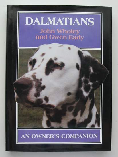 Photo of DALMATIANS AN OWNER'S COMPANION- Stock Number: 597431