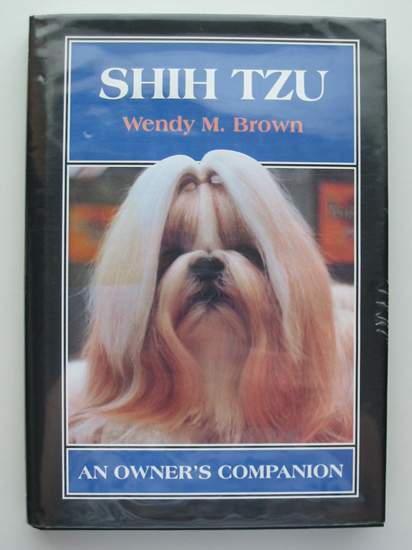 Photo of SHIH TZU written by Brown, Wendy M. published by The Crowood Press (STOCK CODE: 597432)  for sale by Stella & Rose's Books