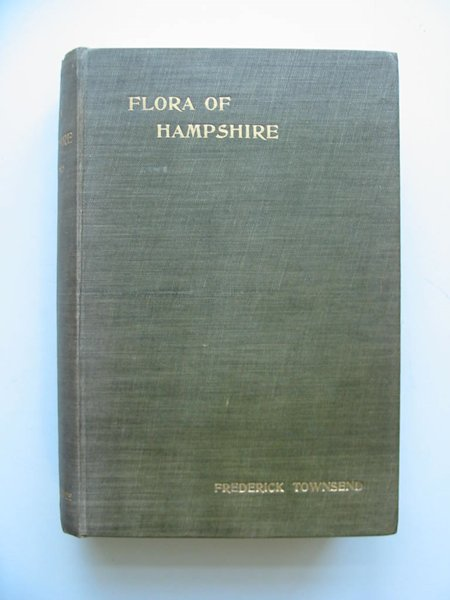 Photo of FLORA OF HAMPSHIRE- Stock Number: 597555