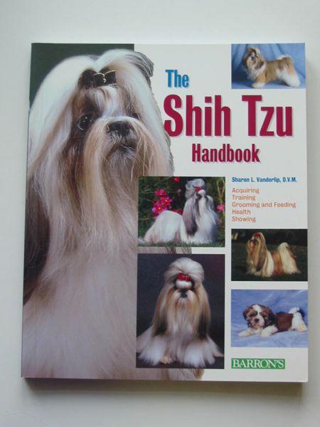 Photo of THE SHIH TZU HANDBOOK- Stock Number: 597638