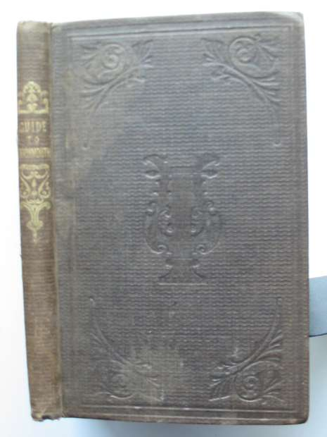 Photo of THE TEIGNMOUTH GUIDE written by Carrington, N.T. published by E. & George Henry Croydon (STOCK CODE: 597671)  for sale by Stella & Rose's Books