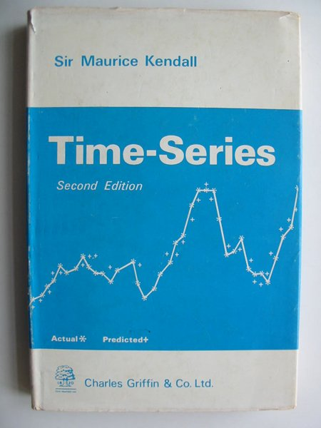 Photo of TIME-SERIES written by Kendall, Maurice G. published by Charles Griffin & Co. Ltd. (STOCK CODE: 597758)  for sale by Stella & Rose's Books