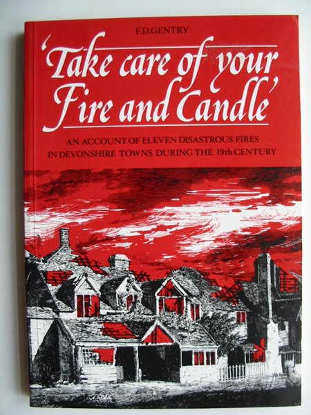 Photo of TAKE CARE OF YOUR FIRE AND CANDLE written by Gentry, F.D. published by Devon Books (STOCK CODE: 597993)  for sale by Stella & Rose's Books