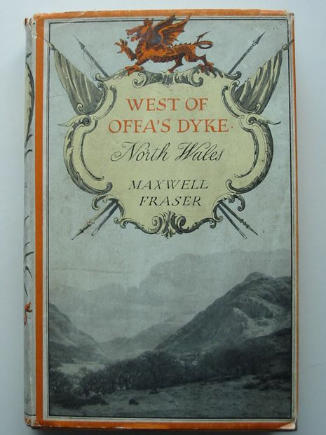 Photo of WEST OF OFFA'S DYKE NORTH WALES written by Fraser, Maxwell published by Robert Hale Limited (STOCK CODE: 598599)  for sale by Stella & Rose's Books