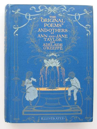 Photo of THE ORIGINAL POEMS AND OTHERS written by Taylor, Ann Taylor, Jane O'Keeffe, Adelaide illustrated by Bedford, F.D. published by Wells Gardner, Darton & Co. (STOCK CODE: 598917)  for sale by Stella & Rose's Books