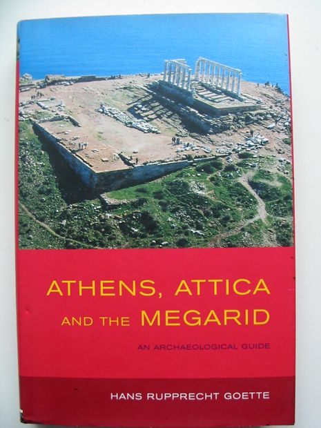 Photo of ATHENS, ATTICA AND THE MEGARID- Stock Number: 599120
