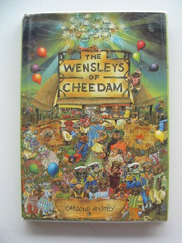 Photo of THE WENSLEYS OF CHEEDAM written by Gibbon, David Thomas, Lee illustrated by Anstey, Caroline published by Colour Library Books (STOCK CODE: 602868)  for sale by Stella & Rose's Books