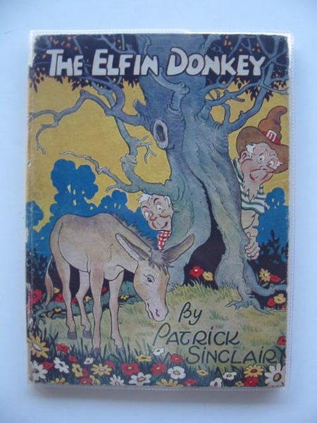 Photo of THE ELFIN DONKEY- Stock Number: 604120