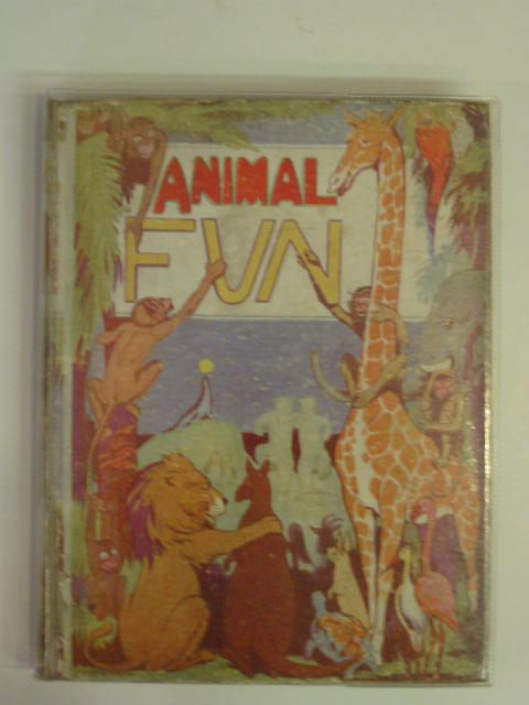 Photo of ANIMAL FUN illustrated by Lambert, H.G.C. Marsh Butler, B. et al.,  published by The Art & Humour Publishing Co. (STOCK CODE: 604131)  for sale by Stella & Rose's Books