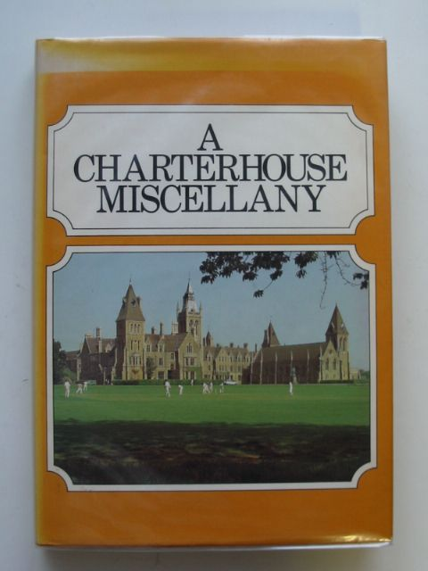 Photo of A CHARTERHOUSE MISCELLANY written by Arrowsmith, R.L. published by Gentry Books (STOCK CODE: 604910)  for sale by Stella & Rose's Books