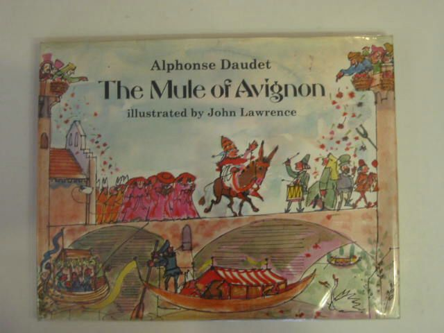 Photo of THE MULE OF AVIGNON- Stock Number: 606457
