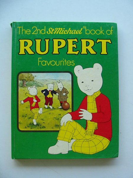 Photo of THE 2nd St MICHAEL BOOK OF RUPERT FAVOURITES- Stock Number: 607440