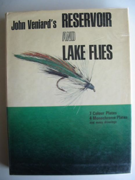 Photo of RESERVOIR AND LAKE FLIES written by Veniard, John illustrated by Downs, Donald published by Adam & Charles Black (STOCK CODE: 607653)  for sale by Stella & Rose's Books